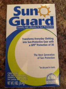 Sun Guard SPF protection