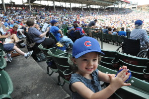 August 2012 - Wrigley Field - Chicago Cubs