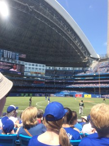 June 2014 - Rogers Centre - Toronto Blue Jays