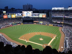 June 2013 - Yankee Stadium - New York Yankees