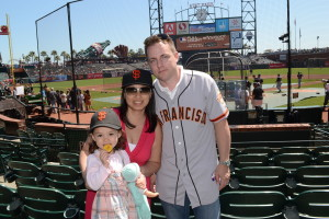 May 2013 - AT&T Park - San Francisco Giants