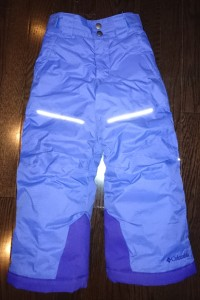 Columbia snow pants
