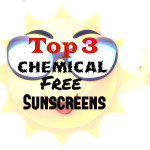 Top 3 Chemical-FREE Sunscreens for my little one!